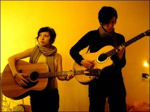 Haruko and Hlynur Gudjonsson