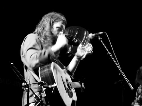 J. Tillman performing