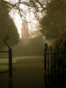 Castle Gardens - Bridgnorth - Shropshire - 2008
