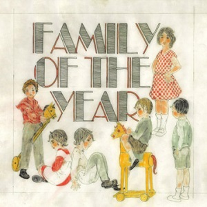 Family Of The Year - Where's The Sun EP